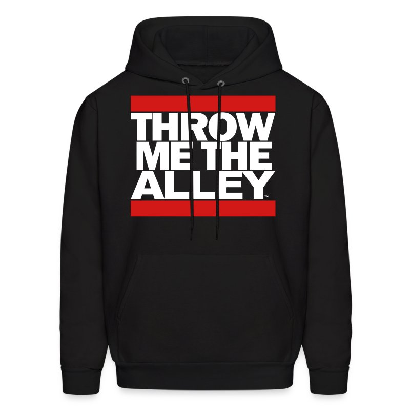 Throw me the alley™ (Run DMC) - Men's Hoodie