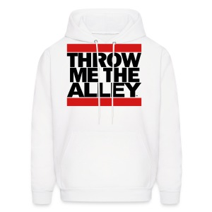 Throw me the alley™ (Run DMC)  - Men's Hoodie