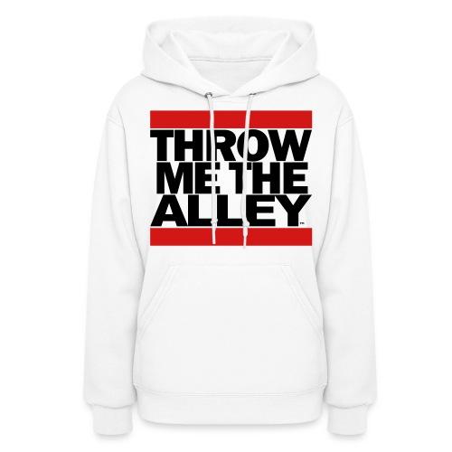 Throw me the alley™ (Run DMC)  - Women's Hoodie