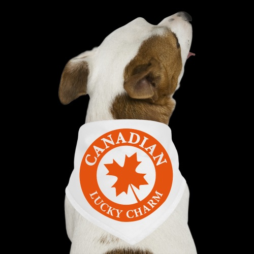 Canadian lucky charm - Dog Bandana