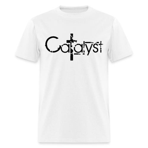 Catalyst 2 Views - Men's T-Shirt