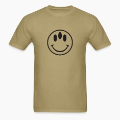 3 Eyed Smiley Face T-Shirts