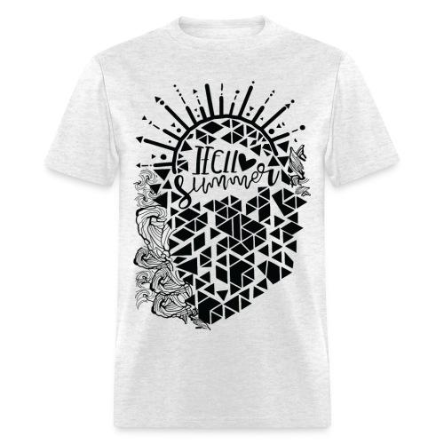 Hello Summer Men's T-Shirt - Men's T-Shirt