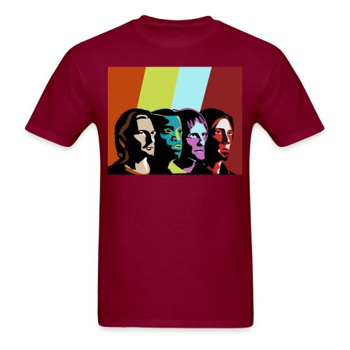 popwarhol_mens - Men's T-Shirt
