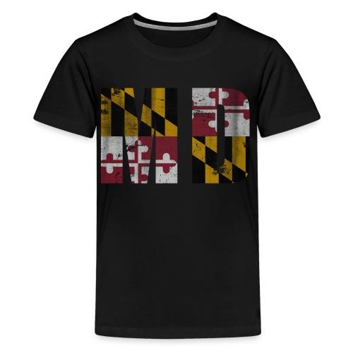 WeAllWeGot MarylanD Kids T- Shirt - Kids' Premium T-Shirt