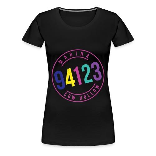 94123 - Women's Premium T-Shirt