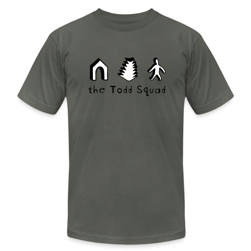 Todd Squad for the mammary deficient - Men's Fine Jersey T-Shirt