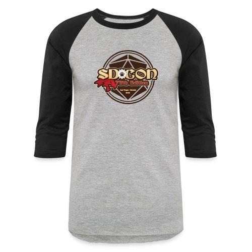 2018 - Baseball Tee - Baseball T-Shirt