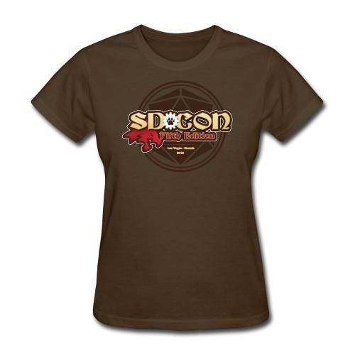 2018 - Women's Fruit of the Loom - Women's T-Shirt