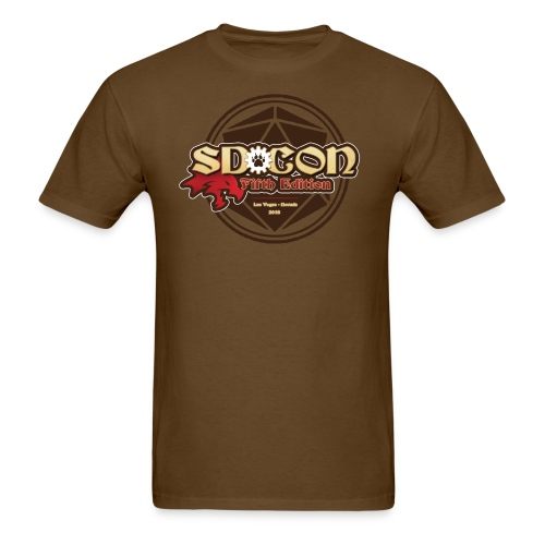 2018 - Men's Fruit of the Loom - Men's T-Shirt