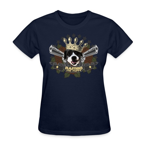 Rambo - Women's T-Shirt