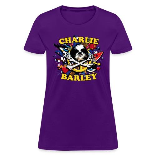 Charlie Barley Womens - Women's T-Shirt