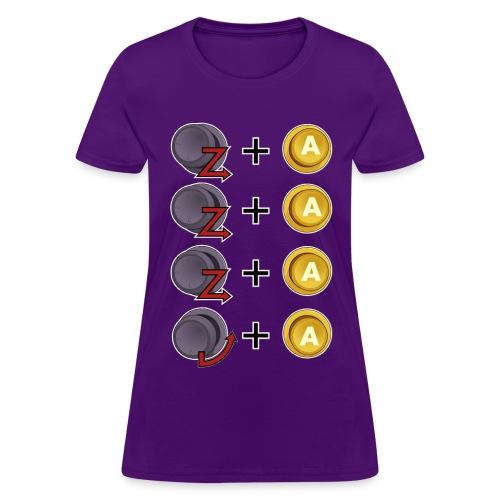 I was like Shadowblade, Shadowblade, Shadowblade, Soul Fist (F) - Women's T-Shirt