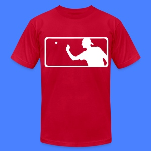 Major League Beer Pong T-Shirts - Men's T-Shirt by American Apparel