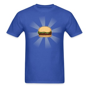 Space Burger (M) - Men's T-Shirt
