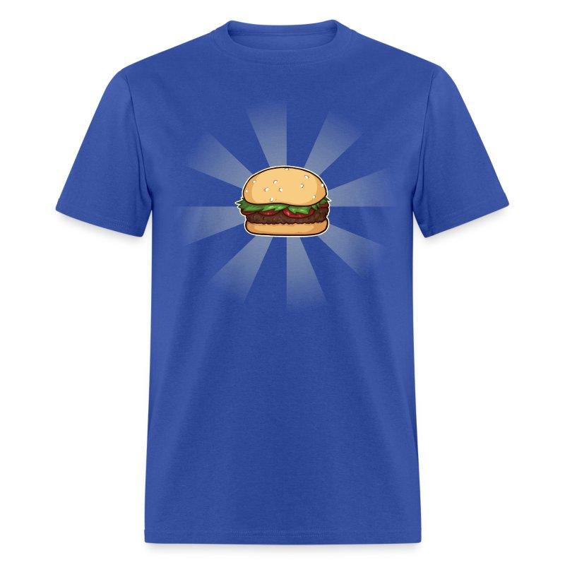 Space Burger (M) - Men's T-Shirt