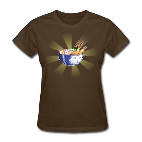Magical Ramen (F) - Women's T-Shirt