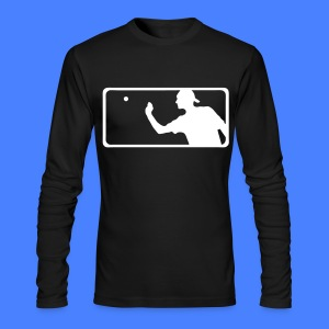 Major League Beer Pong Long Sleeve Shirts - Men's Long Sleeve T-Shirt by Next Level