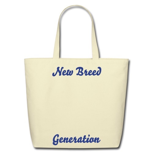 I Am US-New Breed Generation/ Tote Bag - Eco-Friendly Cotton Tote