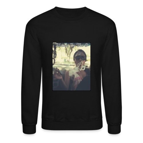 Blowin By The O - Crewneck Sweatshirt