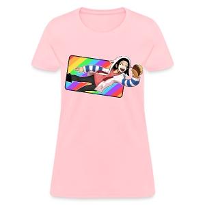 Burger Get (F) - Women's T-Shirt