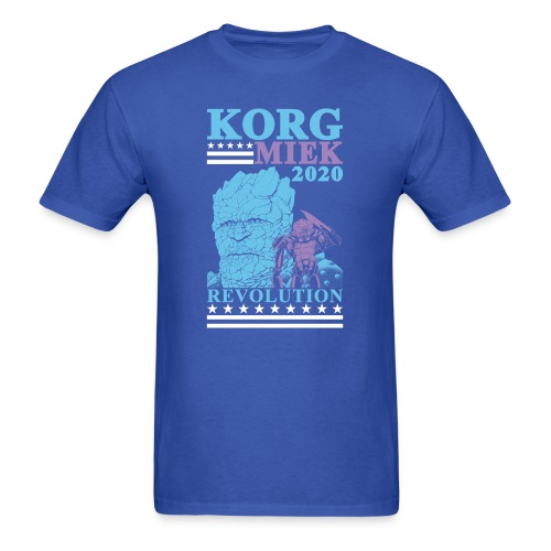 Korg Miek 2020 - Men's T-Shirt