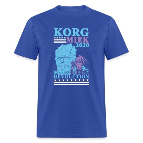 Korg Miek 2020 - Men's T-Shirt