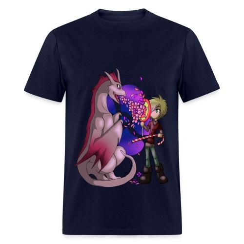 Lollipop Warrior - Men's T-Shirt