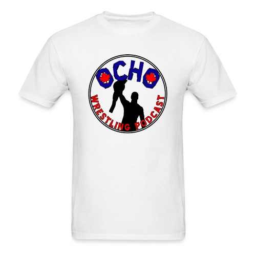 Ocho Wrestling Podcast - Men's - Men's T-Shirt