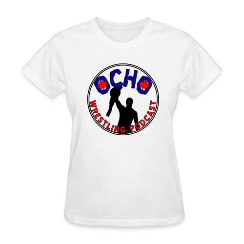 Ocho Wrestling Podcast - Women's - Women's T-Shirt