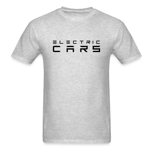 Electric Cars - Men's T-Shirt