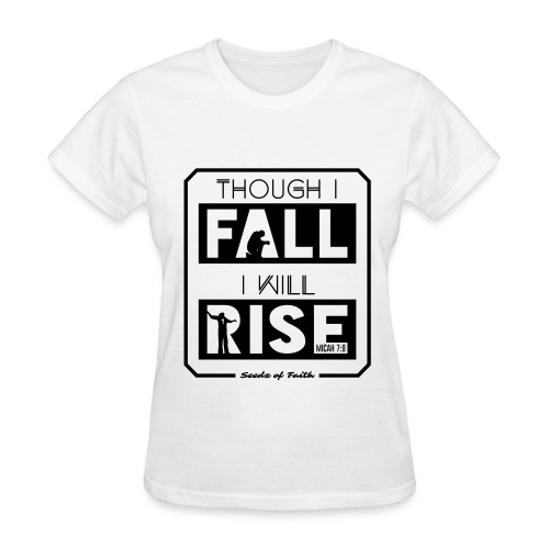 Rise Tee - Women's - Women's T-Shirt