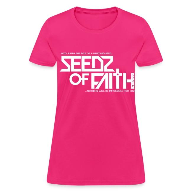 New SOF Logo Tee - Women's