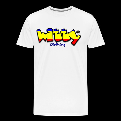 Men's | Multi Color Choice Witty Retro | T-Shirt - Men's Premium T-Shirt