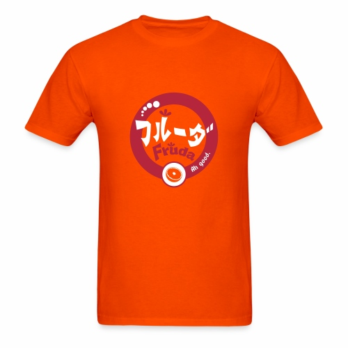 Fruda Orange (Japanese) - Men's T-Shirt