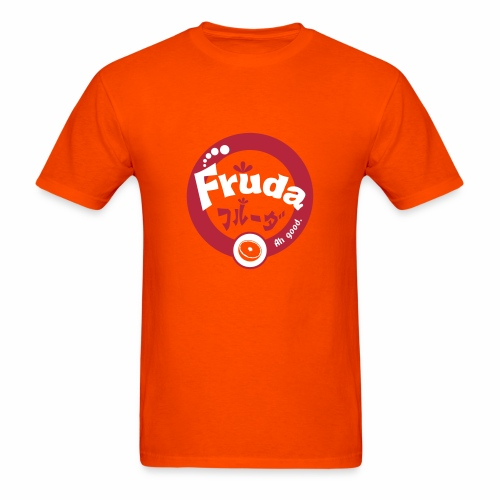 Fruda Orange (English) - Men's T-Shirt