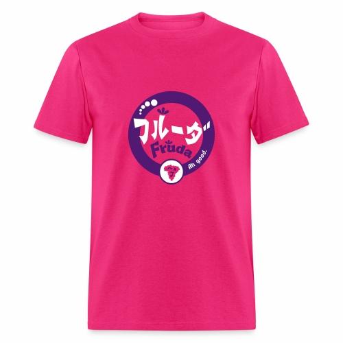 Fruda Grape (Japanese) - Men's T-Shirt