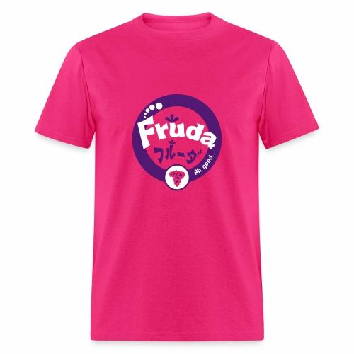 Fruda Grape (English) - Men's T-Shirt