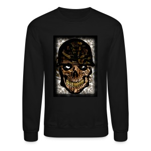 soilder of war - Crewneck Sweatshirt