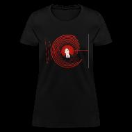T-Shirts ~ Women's T-Shirt ~ Hollens Red