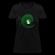 Women's T-Shirts ~ Women's T-Shirt ~ Hollens Grn