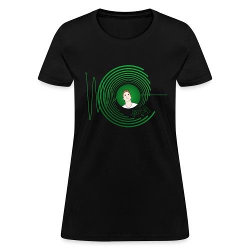 Hollens Grn - Women's T-Shirt
