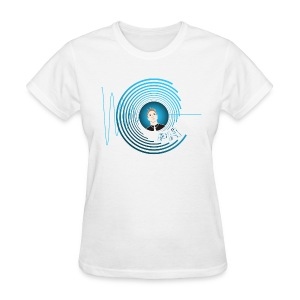 Hollens Blue - Women's T-Shirt