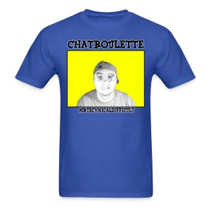 MTD on Chatroulette - Men's T-Shirt