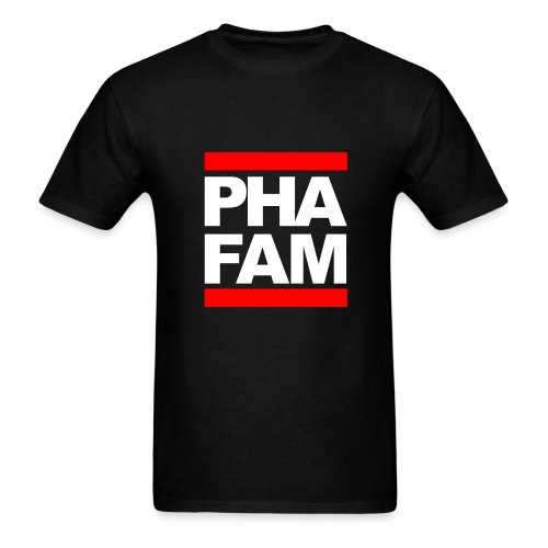 PHA FAM  [Trademark Logo] - Men's T-Shirt