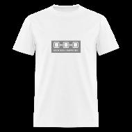 T-Shirts ~ Men's T-Shirt ~ Audiobus Compatible: Blank, men's