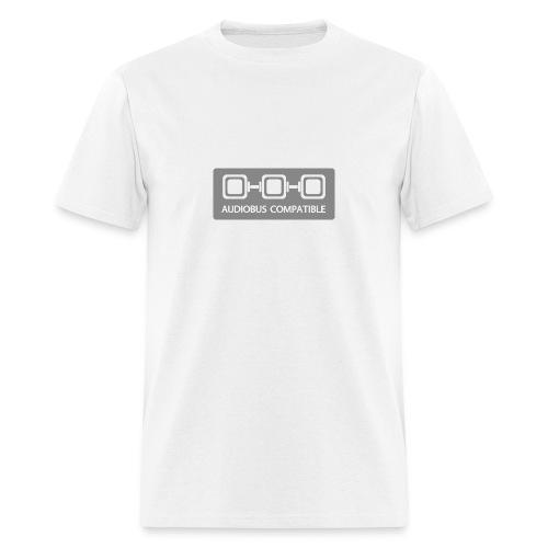 Audiobus Compatible: Blank, men's - Men's T-Shirt