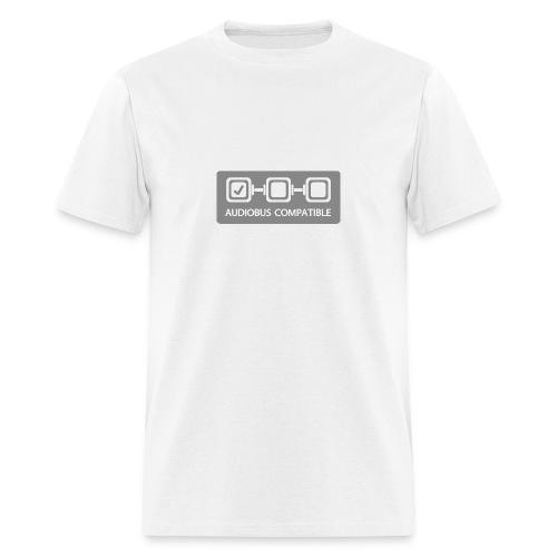 Audiobus Compatible: Input, men's - Men's T-Shirt