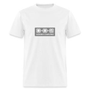 Audiobus Compatible: Output, men's - Men's T-Shirt