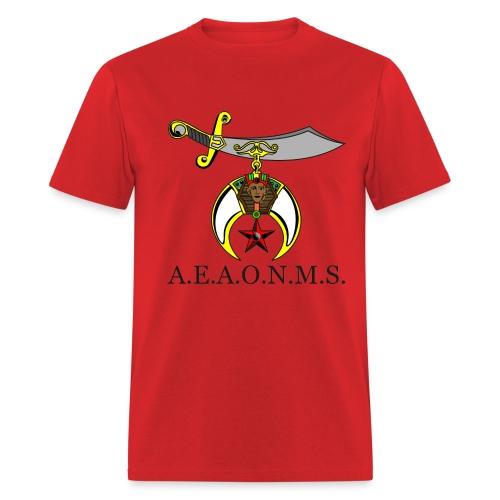 SHRINE  - Men's T-Shirt